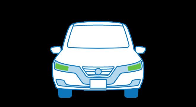 カーシェア(運転)するためにはアプリで解錠、キーの取り出し、充電プラグを外します。